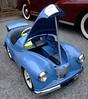 1956 Austin J40 (D70) Tags: fujifilm finepix f100fd ƒ33 64mm 1210 100 1956 austin j40 pedal car northshore rod custom club show shine