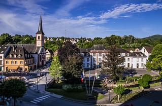 Elzas, France.