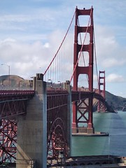 Golden Gate Bridge San Francisco May 15 2018 30 minute walk to cross it. (Martin Pritchard) Tags: golden gate bridge san francisco golde america