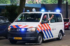 Dutch police Volkswagen Transporter 6 (Dutch emergency photos) Tags: politie police polizei politi polis polisie policie polici polisi polisia policia polit politieauto politiebus bus auto voertuig van car vehicle kbf kinder beest feest amsterdam nederlands nederland nederlandse netherlands netherland dutch emergency hulpverlening hulpverlenings hulpverleningsvoertuig cop cops agent agenten clown fun joke 112 999 911 volkswagen vw transporter 6 t6 limburg roermond basisteam blue light blauw licht nn545s 1514