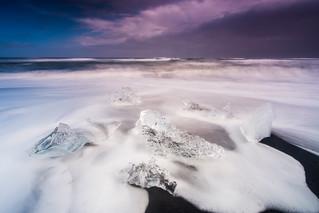 Diamond Beach / Iceland