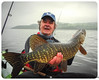 Kayak angler (Nicolas Valentin) Tags: pike kayak kayakfishing scotland loch lochlomond fish