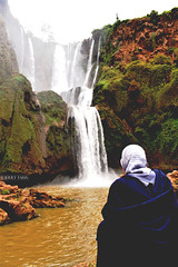Moroccon Lady @ Ouzoud Waterfalls (JERRY TAHA PHOTOGRAPHY) Tags: jerrytahaproductions jerrytaha jerrytahatravel morocco moroccan ouzoud waterfalls nature travel traveler travelling traveller worldtravel world lady maroc marocain marokko