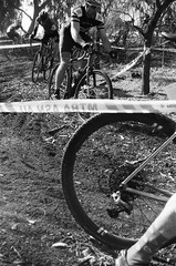 000131370005 (Harry Toumbos Photo) Tags: 35mm film ilford hp5 canon fd a1 f1 50mmf12l 35105mmf35 cycling cyclocross adelaide nationals