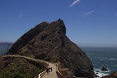 IMG_2301 (alex.usovich) Tags: canon 5d markii california plane clouds vacation cali ocean san francisco nature cliff beautiful digital full frame canonl sigma 50mm 2870l