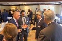 07-06-2018 Exclusive Luncheon with Secretary of State Pieter De Crem - DSC08913