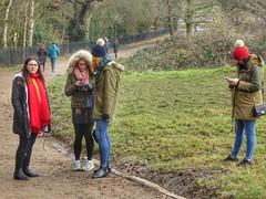 Hampstead Heath, London, England (PaChambers) Tags: hampstead heath hampsteadheath london park green uk england urban winter 2018 man woman tights pantyhose boy girl