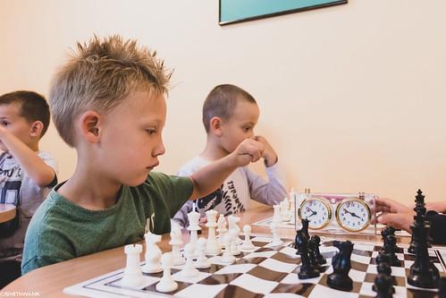 VIII Szachowe Mistrzostwa Społecznego Przedszkola Akademia Przedszkolaka-22