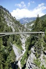 Vorderrhein Graubünden Switzerland (roli_b) Tags: vorderrhein rhein rhine valley graubünden switzerland schweiz suisse suiza svizzera tal illanz chur wald täler wälder landscape nature