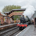 Roaring into Bewdley
