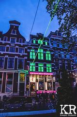 Green Light (keegrich89) Tags: greenlight amsterdam nighttime netherlands europe
