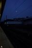 明月幾時有。 Moon. (ORANGEREPUBLIC) Tags: iso100 sonysel35z blue moon lonely sonya7r2 alone infinityblue photolovers 下班攝影 hongkong fullframe orangerepublic backlight mirrorless