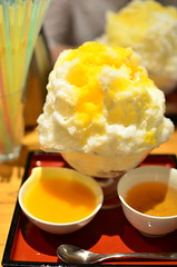 shave ice (nearbyescape) Tags: sweets delicious tabletop table afternoon treat food styling tasty dessert happy bokeh sony alpha yum