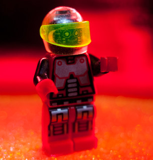Dramatis Personae: Spaceman In Red, The