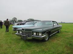 Cadillac Coupe De Ville FAX477K (Andrew 2.8i) Tags: berkeleycastle berkeley glos gloucestershire classic classics car cars show american v8 deville ville de coupe caddy cadillac
