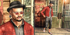 NEW POST 477 (Blogger & Owner of p.o.s.e.) Tags: vango volkstone adclothing equal versov menonlymonthly hipstermen