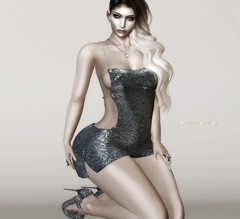 Sylvie. (lamodeparlafatale) Tags: narcisse vanity event eudora3d enchantment dubai doux blush kibitz not found suicidal unborn