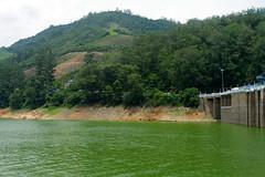 Munnar: Mattupetty Dam (deepgoswami) Tags: india kerala munnar topstation mattupetty dam