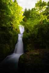 Bridal Veil Falls, Oregon (Matt Creighton) Tags: oregon bridal veil falls summer columbiarivergorge river gorge westcoast west