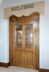Venables complete project - historic Inn (VenablesOak) Tags: oak venables inn traditional country bespoke wood panelling windows solidwood doors bar pub leadedglass
