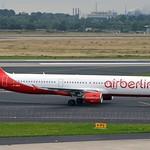 Air Berlin D-ABCK Airbus A321-211 cn/5133 reg OE-LCK LaudaMotion 30 May 2018 @ EDDL / DUS 27-06-2016 thumbnail