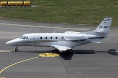 Porsche Air Service GmbH Cessna Citation Excel OE-GTE (c/n 560-6229) (Manfred Saitz) Tags: vienna airport schwechat vie loww flughafen wien porsche air service cessna citation excel c56x oegte oereg