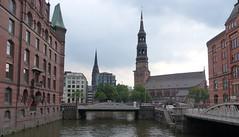 Hamburg-Speicherstadt (2) (thobern1) Tags: hamburg elbe germany hansestadt speicherstadt hafen