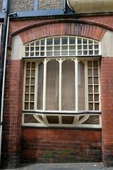 Bow Window (Glass Horse 2017) Tags: dancestudio nyorks whitby windowwednesday window studiowarehouse paddocksteps architect robertleonard bowwindow finecarving