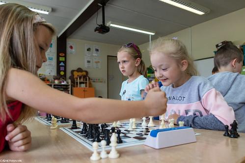 VI Szachowe Mistrzostwa Przedszkola Frajda-45