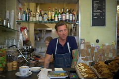 Bar Centro in Gothenburg, Sweden (Jeena Paradies) Tags: coffe cafe espresso sweets gothenburg sweden