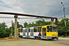 Tatra KT4D #099 Transport_Călători_Express Ploieşti (3x105Na) Tags: tatra kt4d 099 transportcălătoriexpress ploieşti rumunia rumänien strassenbahn strasenbahn tram tramwaj