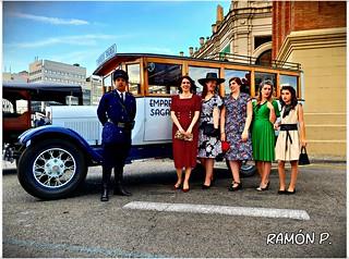 Rally de Autobuses clásicos Barcelona – Caldes de Montbui