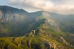 Glyderau (marc_leach) Tags: glyderau glyderfawr snowdonia nationalpark northwales mountain clouds landscape photography canon