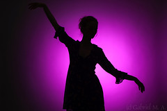 ... (Gabriel M.A.) Tags: canon 50d 70200 f4 canonef28105mmf3545usm purple model girl lithuanian silhouette dovile