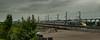 4017 (Shed seven) Tags: rain train eurostar 4017 purfleet hs1 london