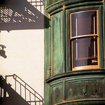 "San Francisco - Sentinel Building/Columbus Tower ""Balcony Shadows & Window"" thumbnail"