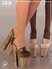 EQUAL - Erin Clogs (EQUAL SL) Tags: secondlife shoes slink belleza maitreya fameshed