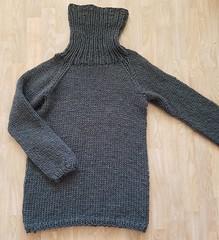 Turtleneck wool sweater (Mytwist) Tags: oxel chloroform drops eskimo turtleneck tneck tn rollneck rollkragen wool sweater knit love passion cozy fetish fashion
