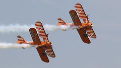 Duxford_May2018_Wingwalkers_06 (andys1616) Tags: aerosuperbatics wingwalkers boeing stearman duxfordairfestival duxford cambridgeshire may 2018