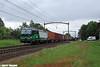 RTB 193 727 met containertrein in Rijen (Best Trains) Tags: rtb193 nederland noordbrabant rijen vijfeiken bewerktefotos containers 193 br193 727 containertrein blerick shuttle 5 eiken