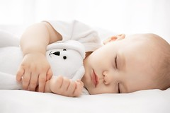 Carefree sleep little baby with a soft toy on the bed (babyplaza.vvv) Tags: baby sleep bed portrait hand child face bedtime pillow sleeping toddler childhood leisure eye little one oversleep person relaxation sleepyhead small tranquil youth girl cute white soft toy hare kid horizontal boy dream beautiful beauty calm caucasian closeup indoors infant innocent rest serene sweet young russianfederation