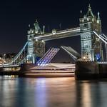 Boat goes under The Tower Bridge thumbnail