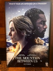 Entertainment, The Mountain Between Us, Backlit Graphics with T3