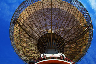 The Dish from Below