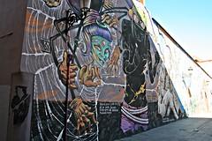 València Arte Urbano Graffiti 56 (Kiko Colomer) Tags: kikocolomer franciscojosecolomerpache arte urbano graffiti valencia valence ciudad calle pintura city rue street francisco colomer pache kiko