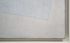 Malevich, Suprematist Composition: White on White