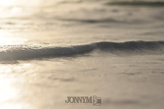 Subtle waves (J0nnyM) Tags: water waves bubbles sea ocean beach sunrise sun reflection nature liquid flow fluid macro focus subtle morning