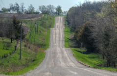 Country Road (ap0013) Tags: countryroad rural iowa ia midwest farm farming dirtroad landscape