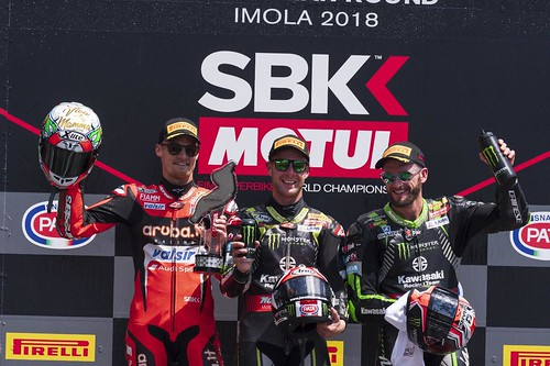 """WSBK Imola 2018 • <a style=""""font-size:0.8em;"""" href=""""http://www.flickr.com/photos/144994865@N06/41645104744/"""" target=""""_blank"""">View on Flickr</a>"""