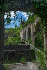 2018 Old Papermill (jeho75) Tags: sony ilce 7m2 zeiss italien italy italia papiermühle papermill lost place ruine verlassen alpen gardasee lago di garda fenster window
